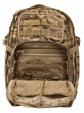 5.11 Rush24 Backpack by Stockstill Outdoor Supply - MultiCam - Open View