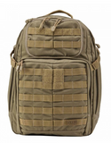 5.11 Rush24 Backpack by Stockstill Outdoor Supply - Sandstone