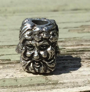 Schmuckatelli Green Man Bead by Stockstill Outdoor Supply