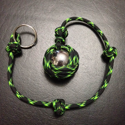 The Celtic Slammer Custom Paracord Key Chain