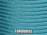 Turquoise Type III 550 Paracord by Stockstill Outdoor Supply