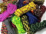 Type III 550 Paracord - Multicolored Patterns by Stockstill Outdoor Supply