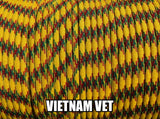 Vietnam Vet Type III 550 Paracord by Stockstill Outdoor Supply