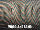 Type III 550 Paracord by Stockstill Outdoor Supply - Camo