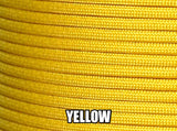 Yellow Type III 550 Paracord by Stockstill Outdoor Supply