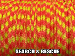 Search & Rescue Type III 550 Paracord by Stockstill Outdoor Supply