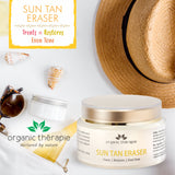 Sun Tan Eraser <br/><em>• Treats • Restores • Evens Skin Tone</em><br/>