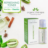 Refreshing Toner <br/><em>• Nourishes • Stimulates</em><br/>