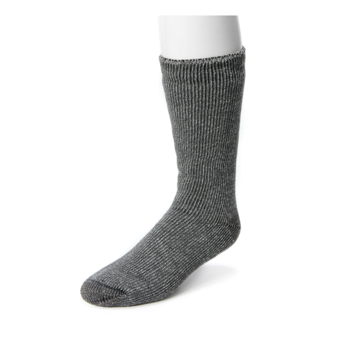 Muk Luks Thermal Boot Socks Grey Size 10 - 13