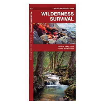 Wilderness Survival Pocket Guide - Indy Army Navy