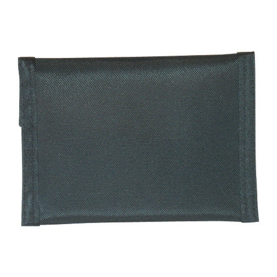Nylon Commando Wallet Black - Indy Army Navy
