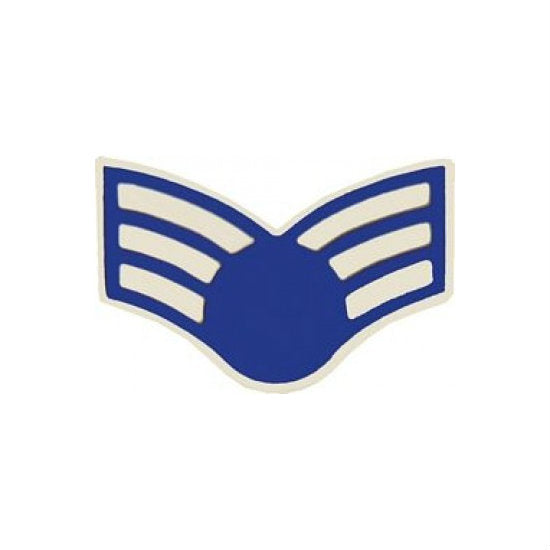 Air Force Senior Airman Without Star Hat Pin (1 1/8 Inch)