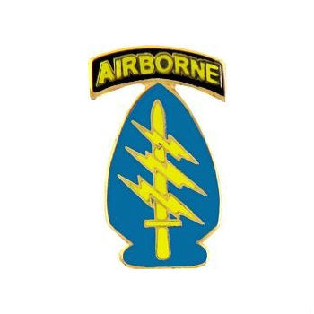 Airborne Special Forces Hat Pin (1 Inch)