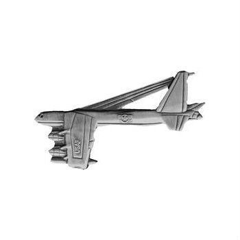 B-52 Airplane Hat Pin (1 1/4 Inch)