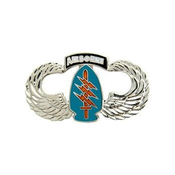 Airborne Special Forces Wing Hat Pin (1 1/2 Inch)