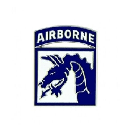18th Airborne Division Hat Pin (7/8 Inch)