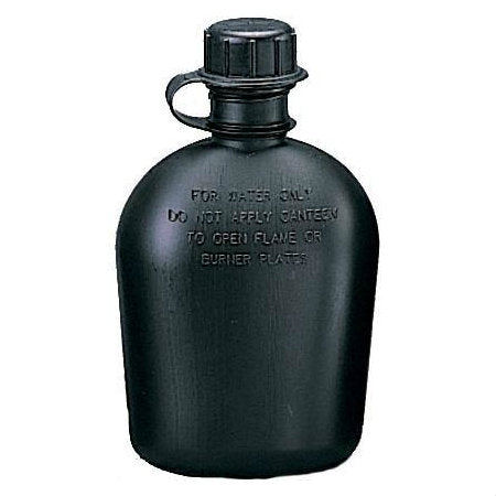 GI 1 Quart Canteen Black