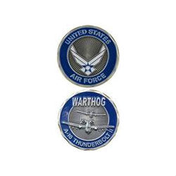 Air Force A-10 Challenge Coin
