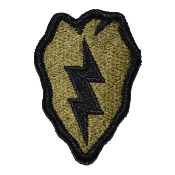 25th Infantry OCP Hook & Loop Patch