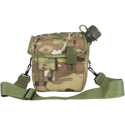 2 Quart Canteen Cover With Shoulder Strap