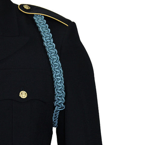 Blue Army Infantry Cord