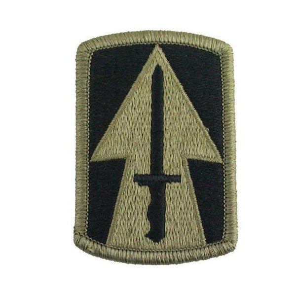 Army 76th Infantry OCP Hook & Loop Patch