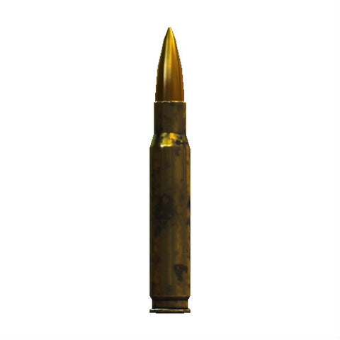 5.56 Dummy Bullet - Indy Army Navy