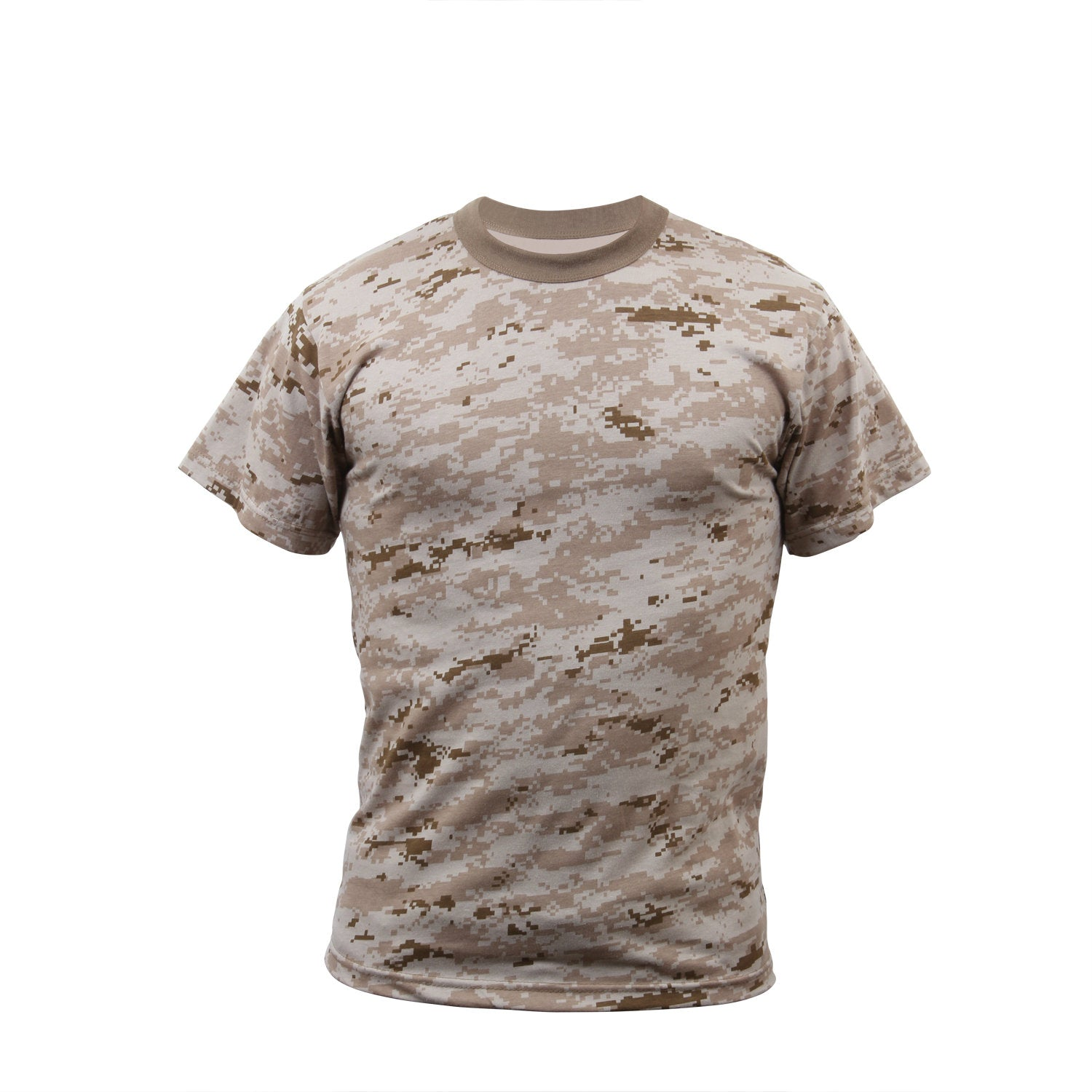 Desert Digital Camouflage T-Shirt