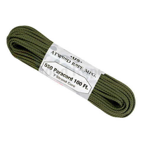 100Ft 550 Paracord Comanche