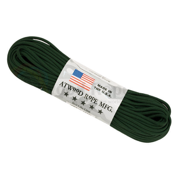100Ft 550 Paracord Hunter - Indy Army Navy
