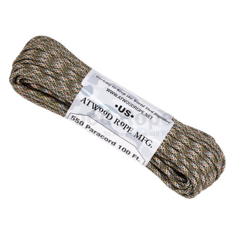 100Ft 550 Paracord Infiltrate - Indy Army Navy