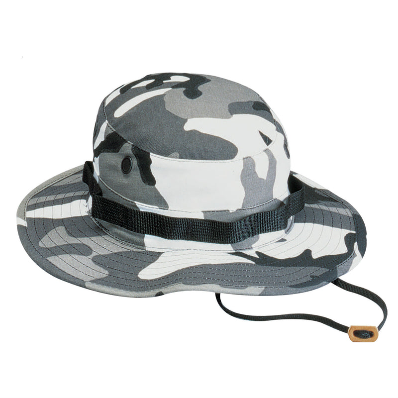 Urban City Camouflage Boonie Hat