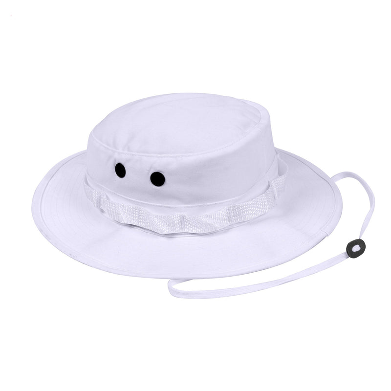 White Boonie Hat - Indy Army Navy