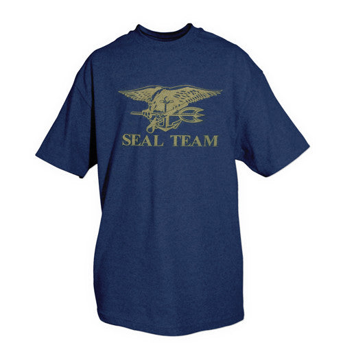 Navy Seal Team T-Shirt - Indy Army Navy