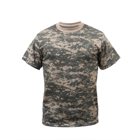 ACU Digital Camouflage T-Shirt