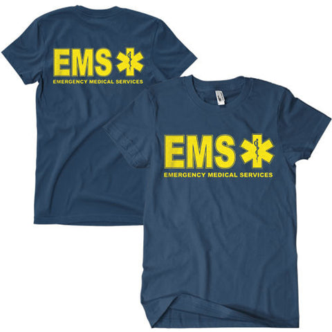 Navy EMS T-Shirt - Indy Army Navy