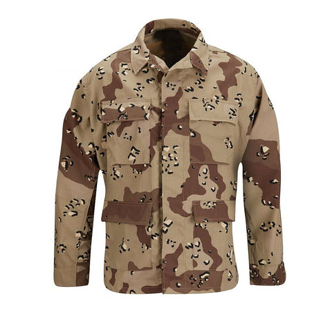 Propper Uniform 6 Color Desert Rip Stop BDU Shirt