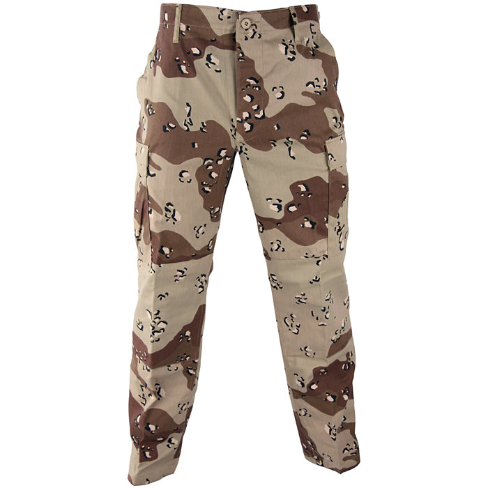 6 Color Desert Camouflage Pants