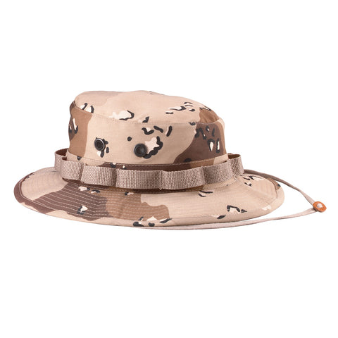 6 Color Desert Camouflage Boonie Hat