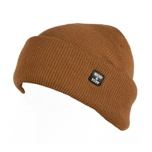 Ruff and Tuff Cuff Hat Duck Brown