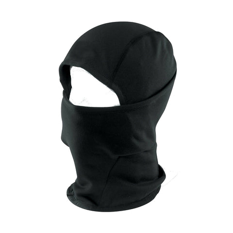 Black 3 In 1 Spandex Face Mask