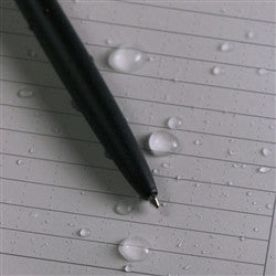 "Rite in the Rain 735 All Weather Universal Notebook Black 3""x5"""
