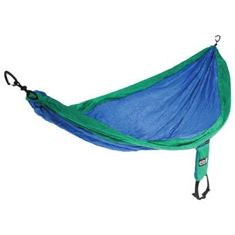 Eno SInglenest Hammock Blue / Bright Green