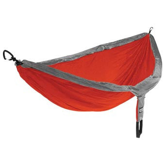 ENO Doublenest Hammock Orange / Grey
