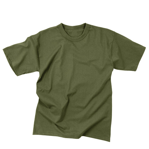 Olive Drab T-Shirt - Indy Army Navy