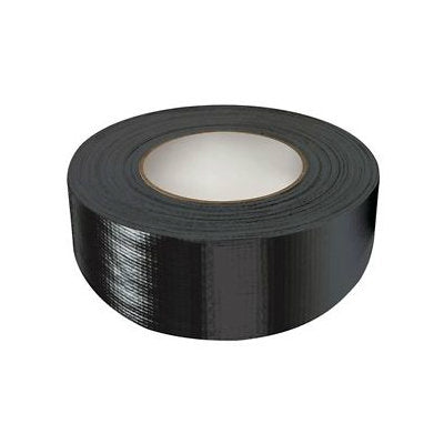 "Black Duct Tape 2"" x 60 yards"