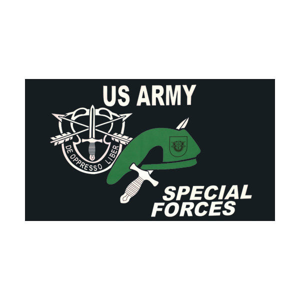 US Army Special Forces Flag 3' x 5'