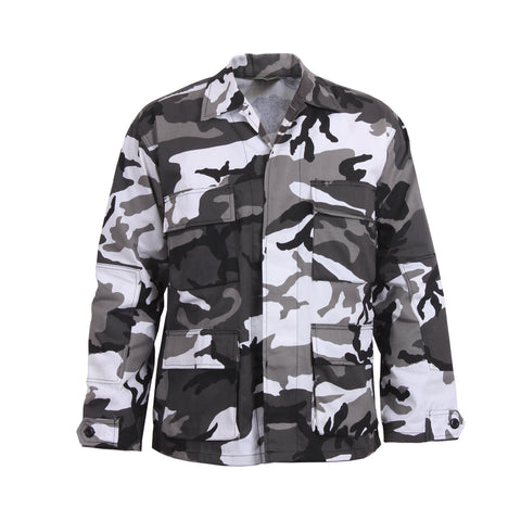 City Camouflage BDU Shirt