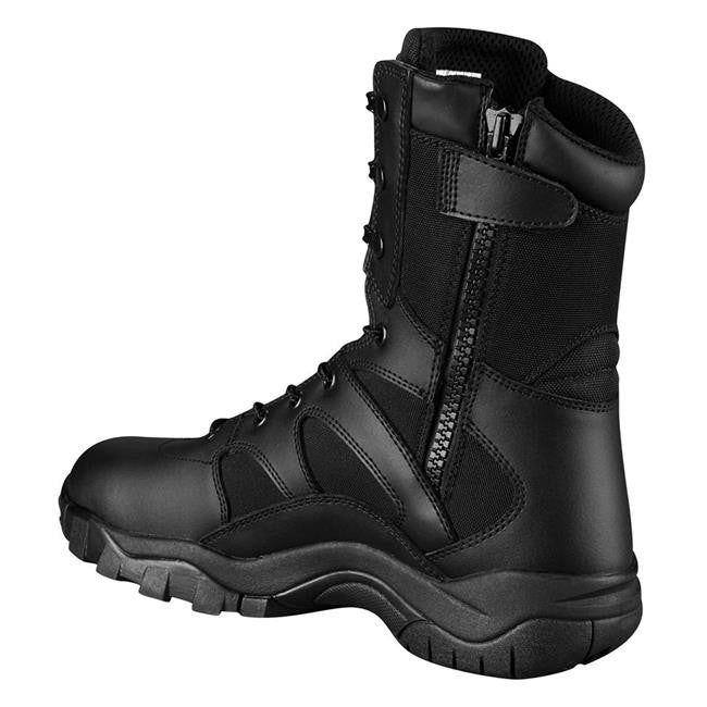 "Propper Tactical Duty Boot  8"" Zip Side Black"