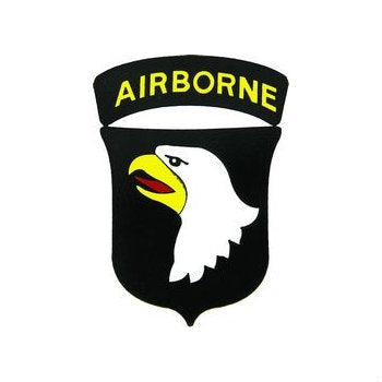 101st Airborne Magnet - Indy Army Navy